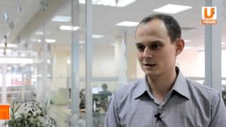 U news  Телевизор в подарок получил первый абонент компании Уфанет