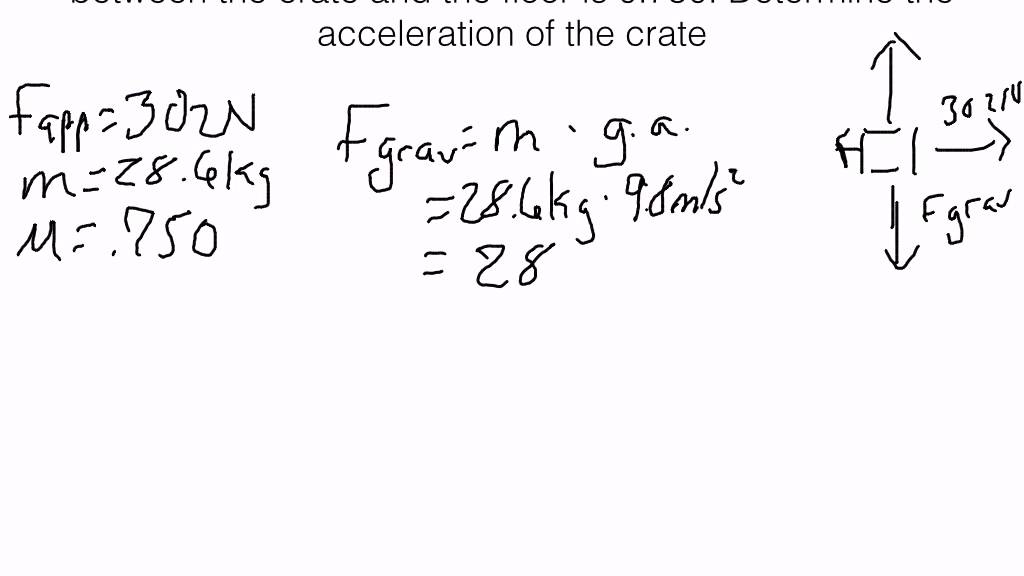 second law of motion acceleration