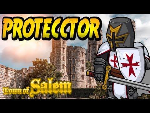 PROTECCTOR | Town of Salem Custom Coven Vampires
