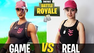 FORTNITE IN REAL LIFE #5