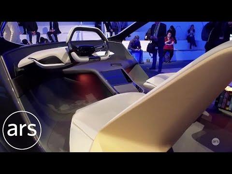 CES 2017: BMW