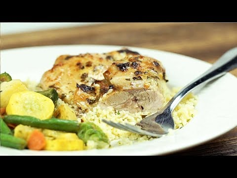 Easy Baked Greek Chicken