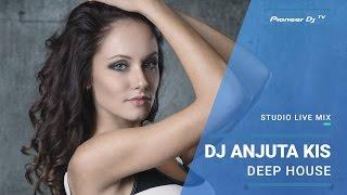 DJ Anjuta Kis /deep house/ @ Pioneer DJ TV | Moscow