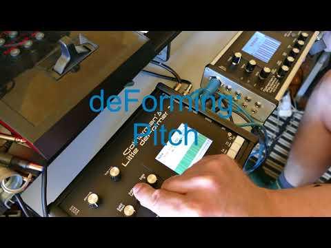 Gotharman's LD3 proto - Audio Track Recording
