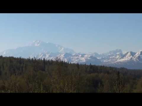 Mt Mckinley Princess Wilderness Lodge view of Denali
