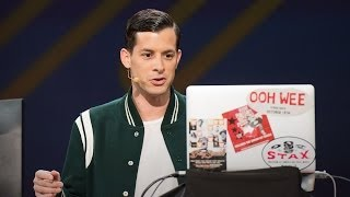 How sampling transformed music Mark Ronson