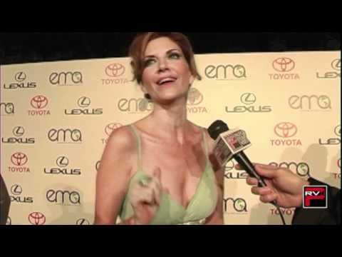 Melinda McGraw at the 2010 EMA Awards