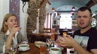 В Ресторане с Лесей и Колей День города в Днепре Ярмарка