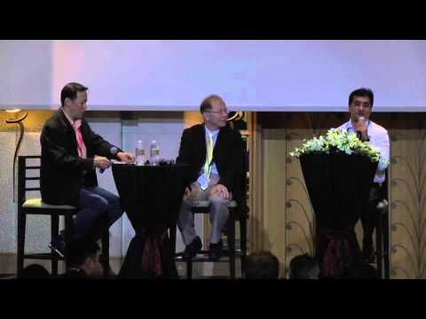 Supply Chain Asia Forum 2015: Robotics and its Applications in Logistics (Panel 1)