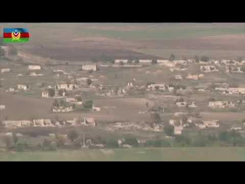 Карабах! 18.10.20 Минобороны Азербайджана публикует кадры одного из захваченных объектов ВС Армении