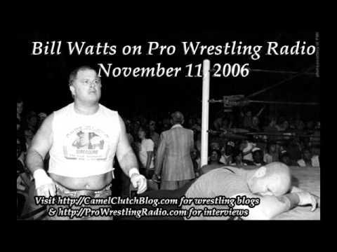 Bill Watts Interview on Pro Wrestling Radio