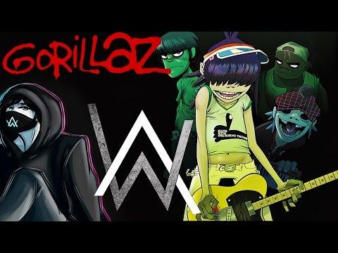 alan-walker-&-gorillaz---faded-clint-eastwood