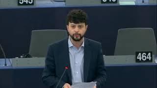 Intervento in aula di Brando Benifei sulle condizioni di lavoro trasparenti nell'UE