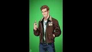 Comment faire Hal Jordan / Green Lantern - Roblox Super Hero Life II partie.2