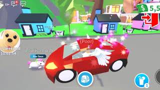 Adopt me vid!☺️ please enjoy follow me on roblox