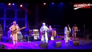 على أنغام بلوز الطوارق جمهور تيناريوان يرقص في مسرح الحمامات