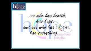 Hope International Hospital   Health Checkup Packages