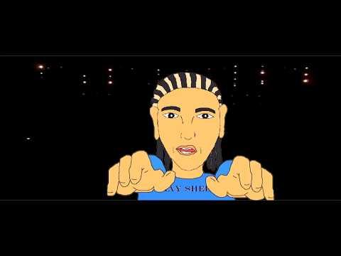 Ray Sheek - Super Tsunami CARTOON Music Video