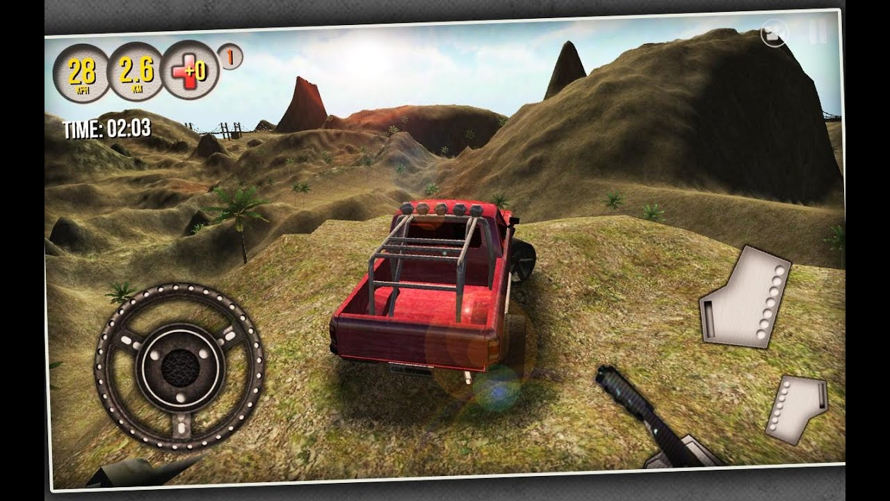 Off Road Car Games Apk