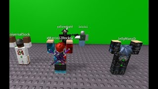 Trying to Find Hackers in Roblox!