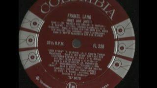 FRANZL LANG SINGT UND JODELT - side 1 of 2