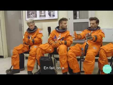 One Direction Drag Me Down Behind The Scenes Day 2 - VOSTFR Traduction Française