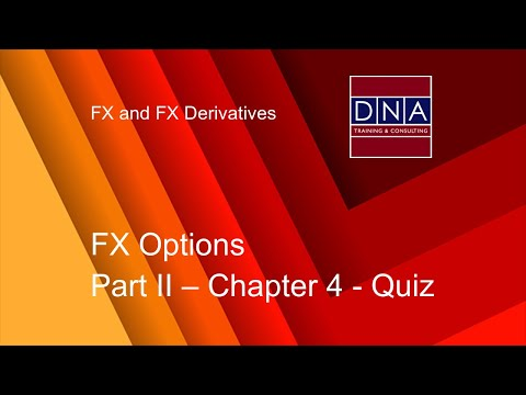 Fx options quiz