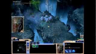 SC2 WOL - Prophecy & Whispers of Doom - Brutal - ALL Achievements and objectives completed!