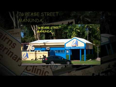 Cairns Veterinary Clinic: our Vet Clinic locations