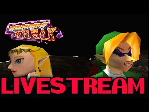 Boundary Breaking Ocarina of Time LIVE (05/15/16)