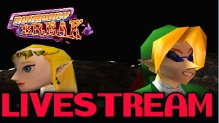 Boundary Breaking Ocarina of Time LIVE (05/15/17)