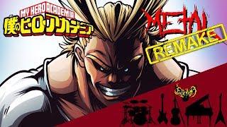 RE: My Hero Academia - You Say Run! 【Intense Symphonic Metal Cover】