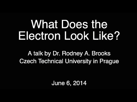 What Does the Electron Look Like?