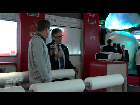 ISE 2015: Barco Takes Gary on a Tour of Their Spaceport Booth
