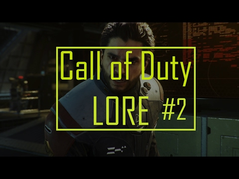 Call of Duty IW Lore: The Solar War #2