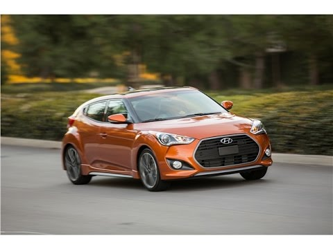 Hyundai Veloster 2017 Car Review