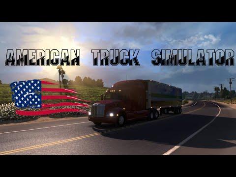 American Truck Simulator [EESTI KEELES] Episood 1- Failid, failid ja veelkord failid