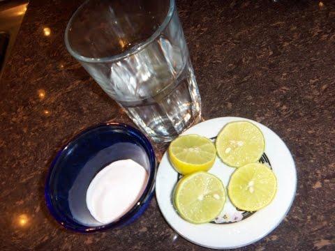 Como aliviar la infección de la garganta fácil con remedio casero