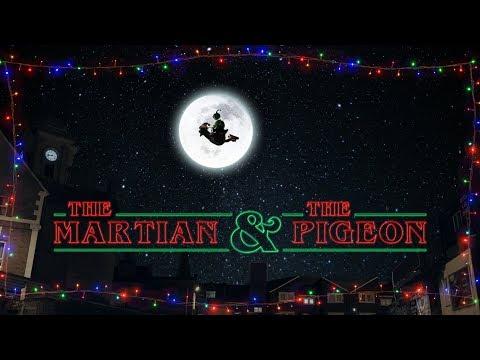 The Martian and the Pigeon - Ballymena Christmas Advert 2017