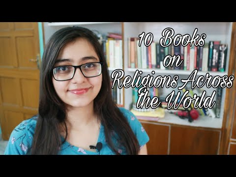 10 Books That Explore Different Religions || Recommendations for Everyone