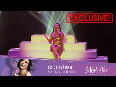 """Katrina Velarde's ALL OUT PERFORMANCE """"Kung Naging Tayong Dalawa""""!"""