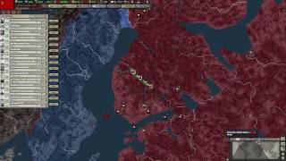 Hearts of Iron 3 gameplay soviet union part 9: Conquer  Finland