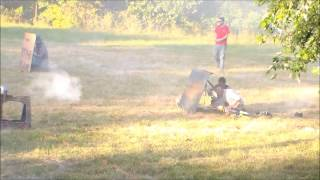 2014 4th of July Arkansas Redneck Bottle Rocket War