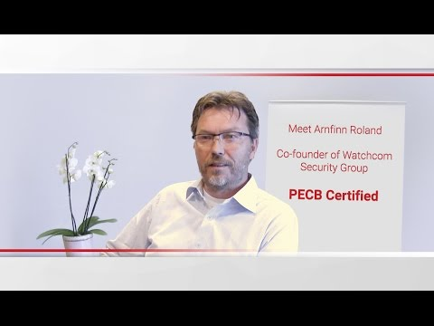 Success Story – Arnfinn Roland, Co-Founder at Watchcom Security Group