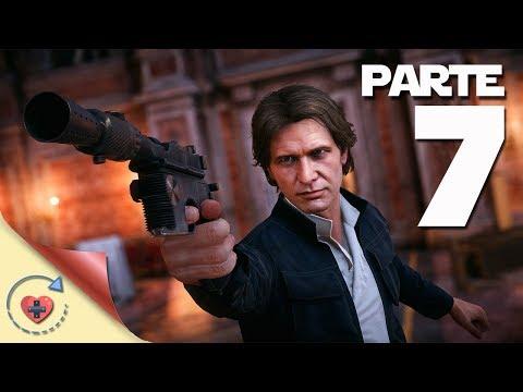 """Star Wars Battlefront 2 - Campaña en Español Latino - Parte 7 """"Angustia General"""""""