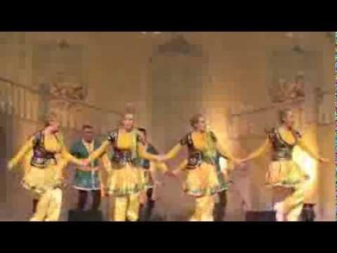 Iranian Azeri Dance -