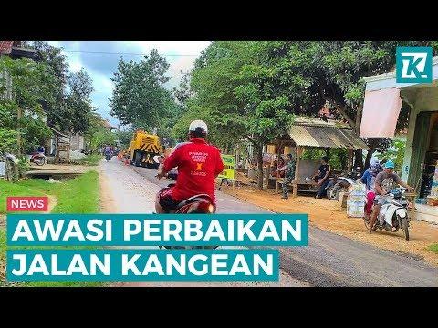 [Videos] Hal Penting Perbaikan Jalan di Pulau Kangean Sumenep