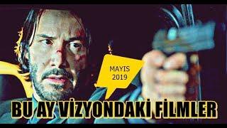 Bu Ay Vizyondaki Filmler  ( Mayıs 2019 ) Pokemon, John Wick 3, Godzilla
