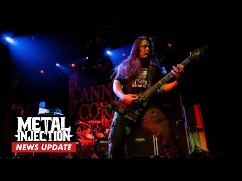 Ex-CANNIBAL CORPSE Guitarist Sentence Revealed for Assault & Burglary | Metal Injection