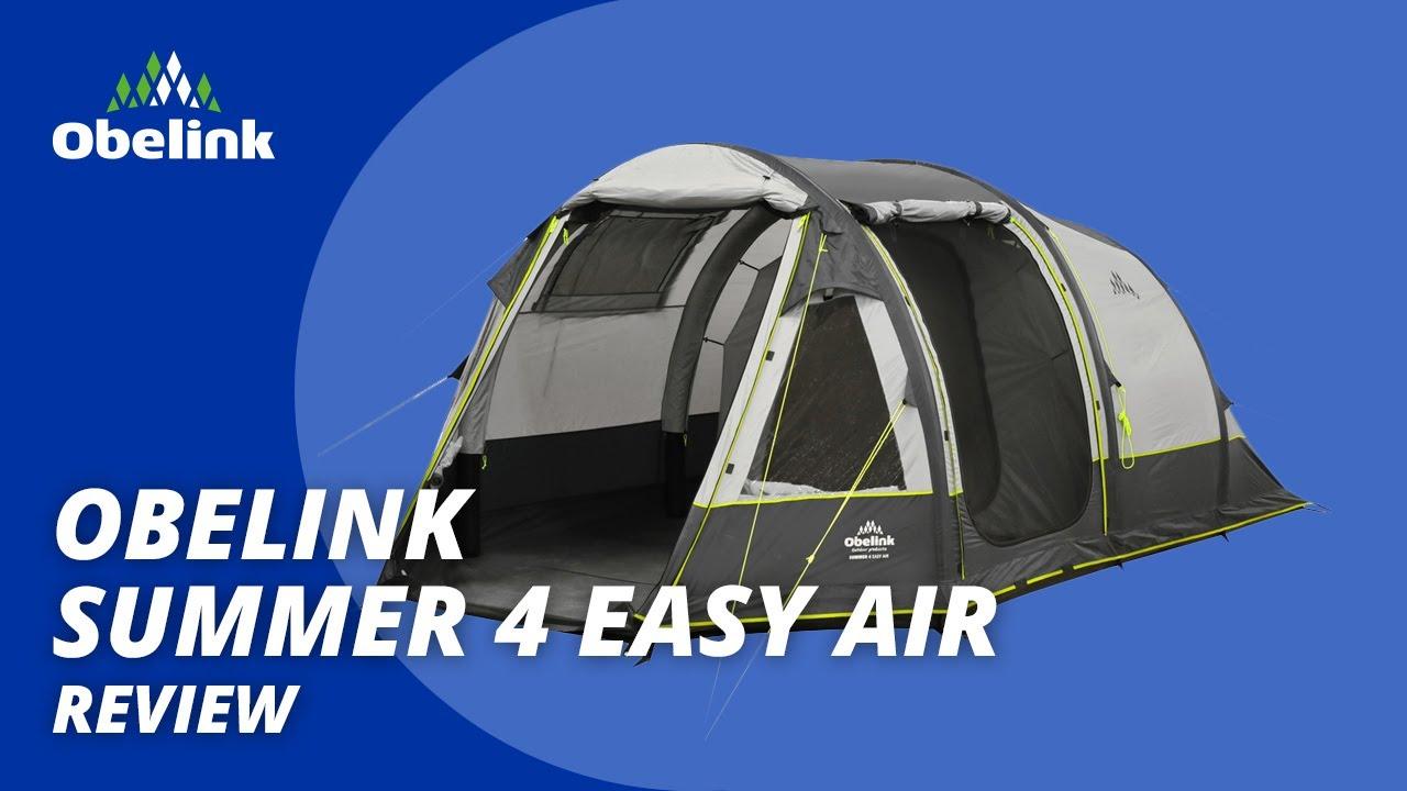 Verwonderlijk Obelink Summer 4 Easy Air - Welke tent is snel op te zetten GF-26